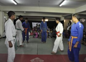 0009 Sports program at aschiana main center Judo 2015