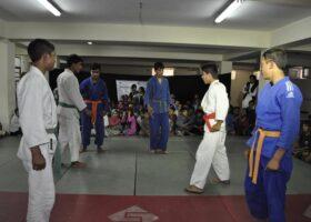 0009 Sports program at aschiana main center Judo 2015